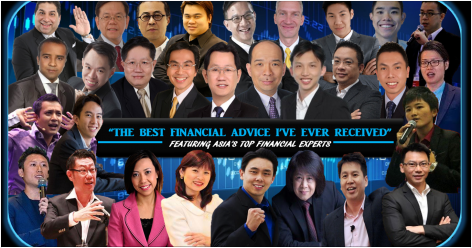 Asia Top 30 Financial Experts