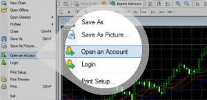 Installing MetaTrader4 | ChartingAcademy com